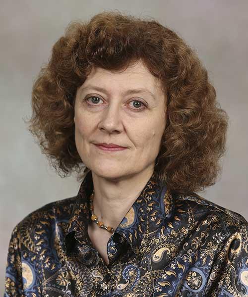 Dr. Maria Stepanova