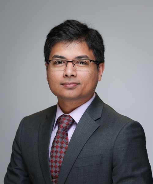 Dr. Razib Iqbal