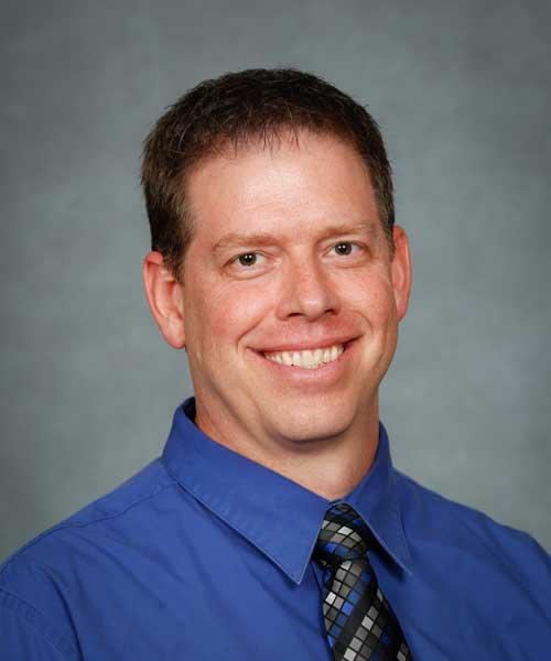 Dr. Jason L. Shaw