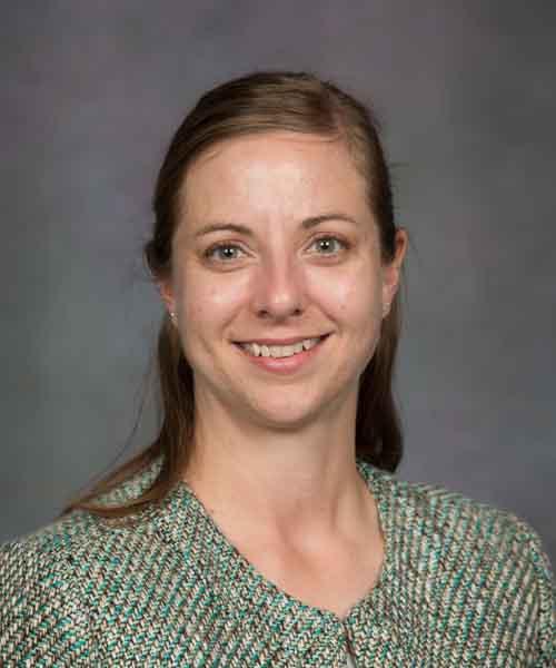 Dr. Sarah Lancaster