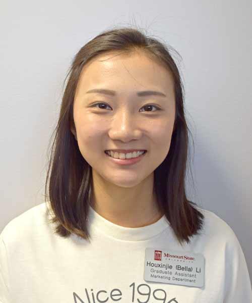 Houxinjie Li