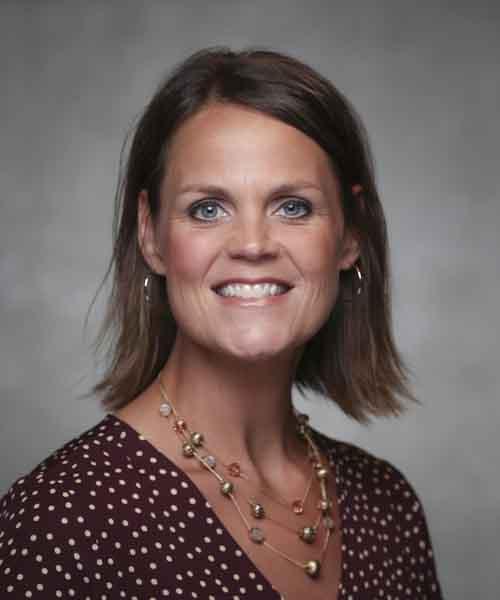 Amanda M. Byrd