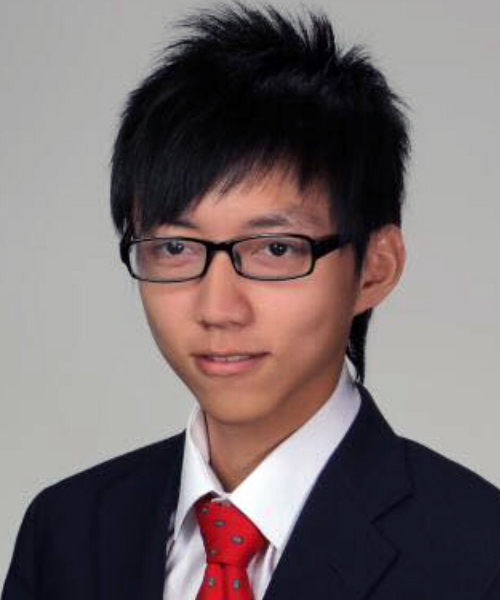Yu P. Wong