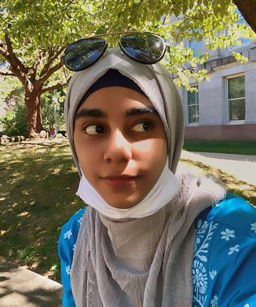 Ayesha A. Farooq