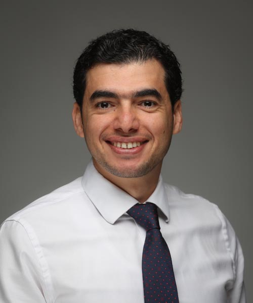 Mohammad M. AlHamad