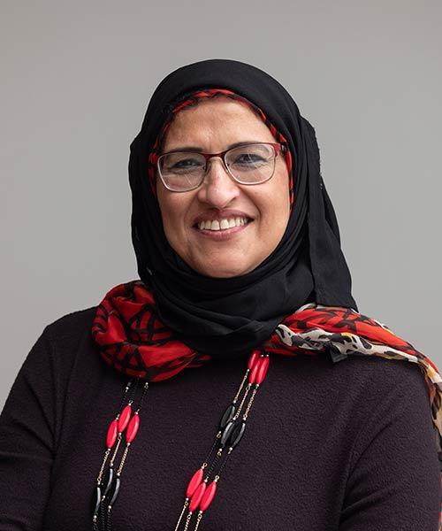 Dr. Wafaa Kaf