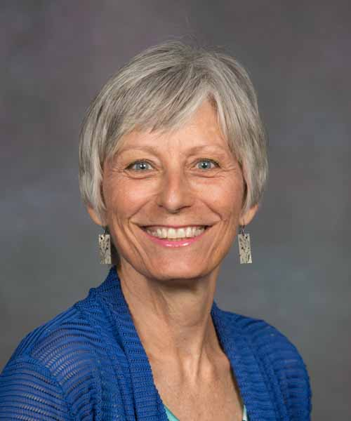Dr. Madeleine F. Hooper