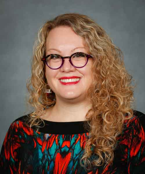 Dr. Ashley E. Leinweber