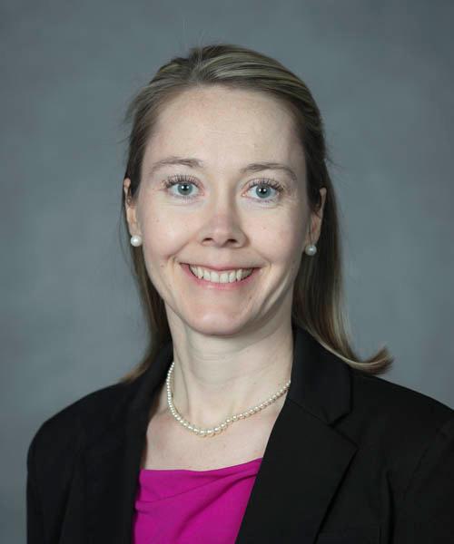 Dr. Amanda Benedict-Chambers