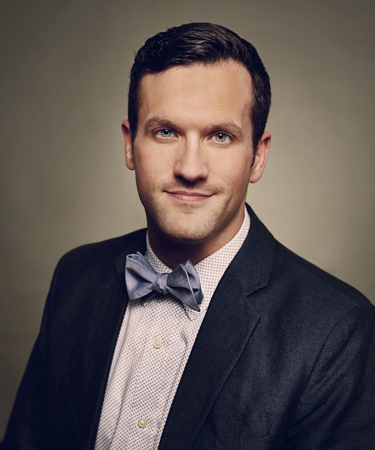 Dr. Cameron LaBarr, Choral Studies Director