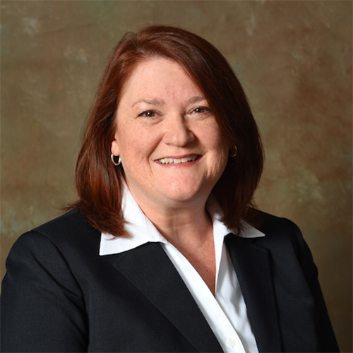 Chief Finance and Operations Officer Carol Embree