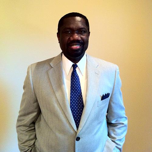 President and CEO John Oke-Thomas