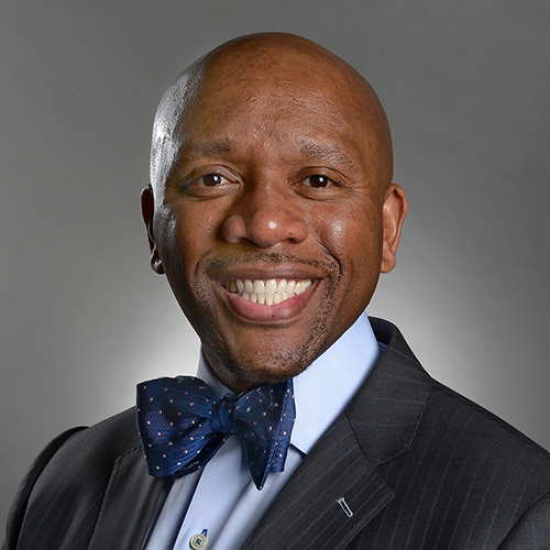 Chief Diversity, Equity and Inclusion Officer Kevin McDonald