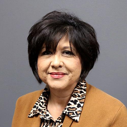 Director Mary Ann Rojas