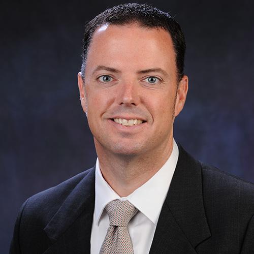 Vice President for Administrative Services Matt Morris