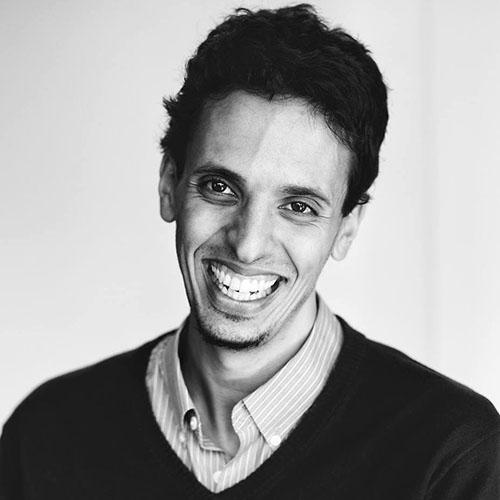 Lead Organizer Mustafa Abdullah