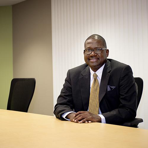 Executive Director Samuel Knox