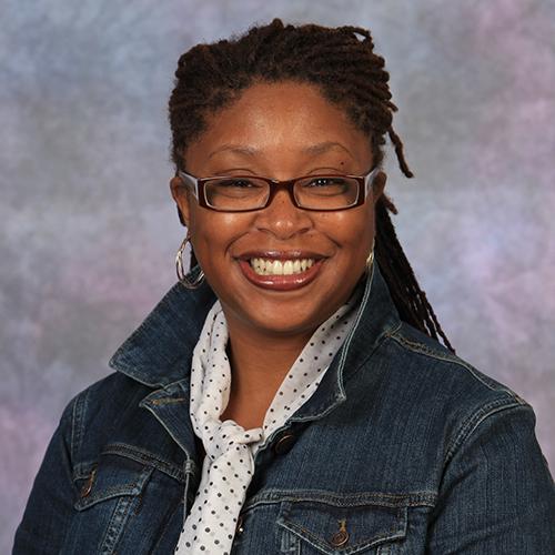 Assistant Professor Shurita Thomas-Tate