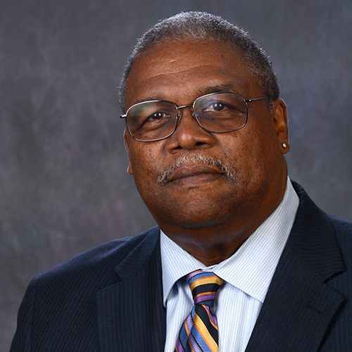 Assistant to the President/Chief Diversity Officer H. Wes Pratt