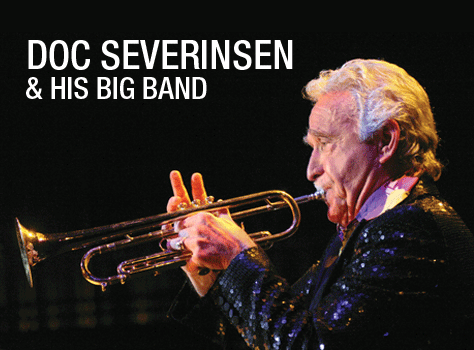 DOC SEVERINSEN & HIS BIG BAND