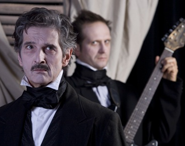 Coterie Theatre: TELL-TALE ELECTRIC POE