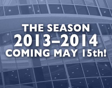 THE SEASON 2013-2014
