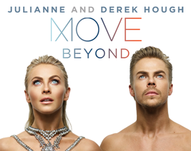 Julianne and Derek Hough  MOVE - BEYOND - LIVE ON TOUR
