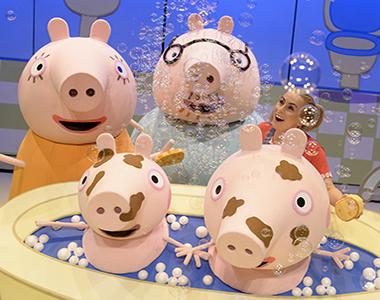 PEPPA PIG LIVE! - Peppa Pig's Surprise!