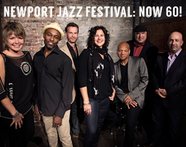 NEWPORT JAZZ FESTIVAL: NOW 60!