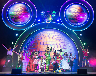 disney junior dance party on tour juanita k hammons hall