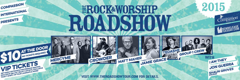 The Rock & Worship Roadshow