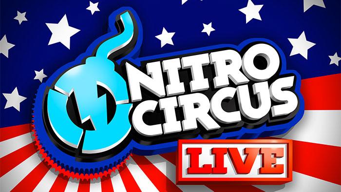 Nitro Circus Live at PLASTER STADIUM