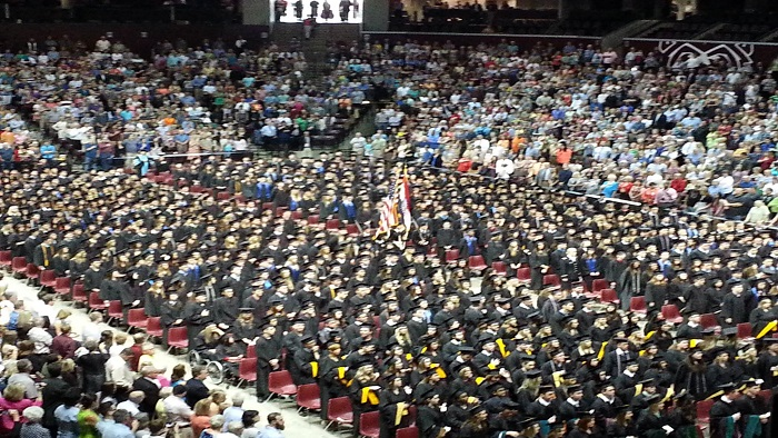 Missouri State University Spring Commencement