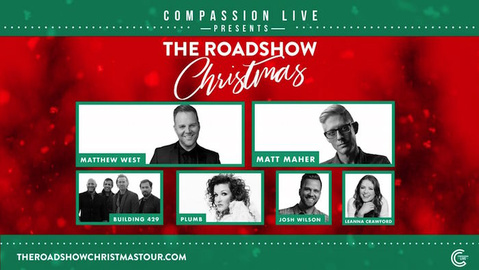 The Roadshow Christmas Tour