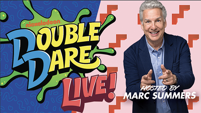 Nickelodeon presents DOUBLE DARE LIVE