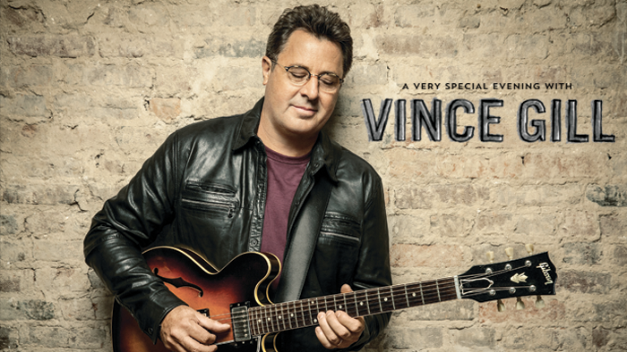 A Very Special Evening with VINCE GILL