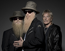 ZZ TOP - Celebrating Their 50th Anniversary