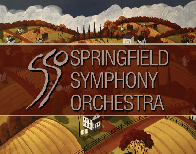 SPRINGFIELD SYMPHONY - American Pictures