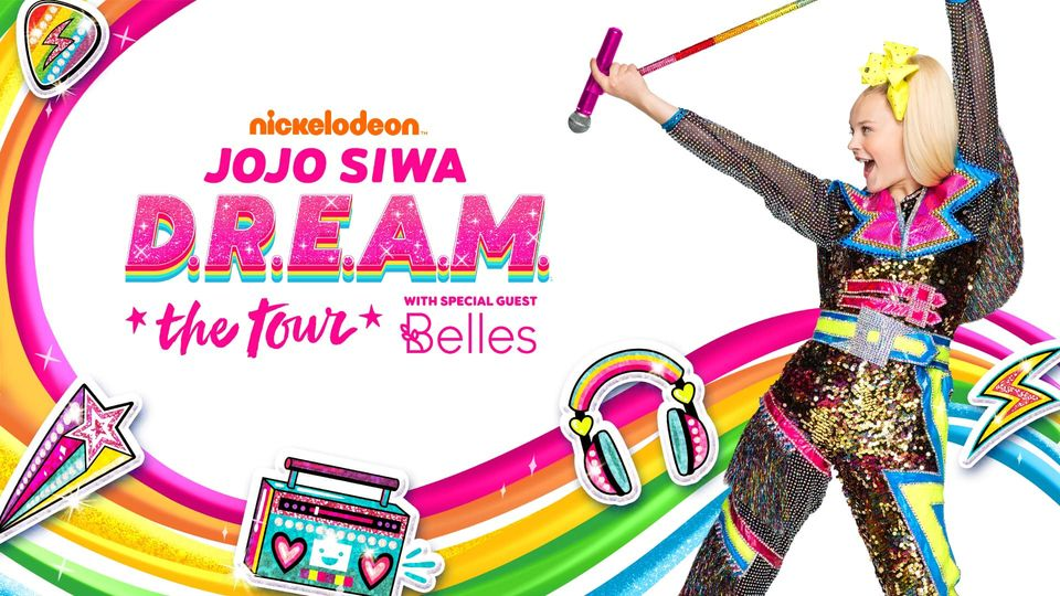Rescheduled: Nickelodeon's JoJo Siwa D.R.E.A.M. The Tour