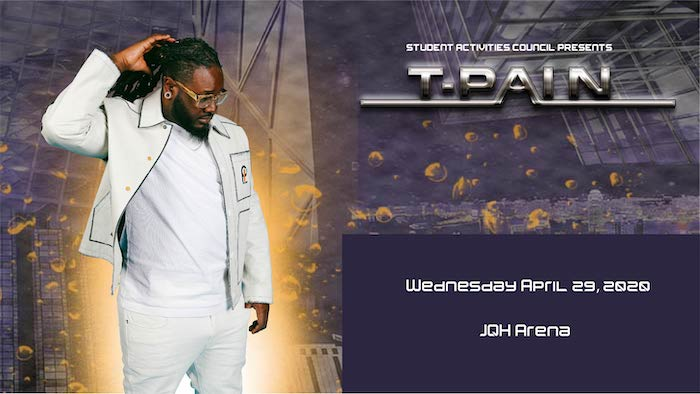 SAC presents T-Pain