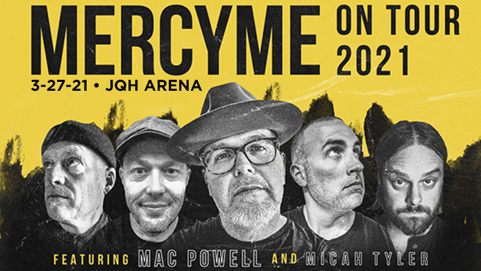 MercyMe On Tour 2021