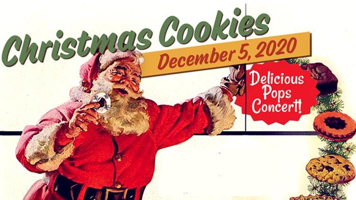 SPRINGFIELD SYMPHONY – Christmas Cookies