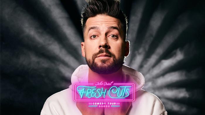 John Crist – Fresh Cuts Comedy Tour