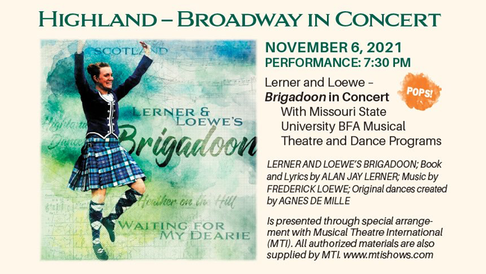 SPRINGFIELD SYMPHONY – Highland – Broadway in Concert